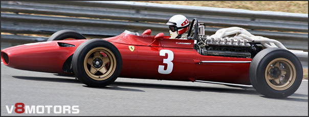 Test Drive Ferrari Racing Legends Opening Video