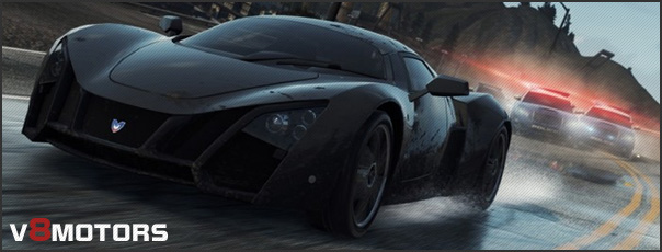 Marussia B2 появится в Need For Speed Most Wanted
